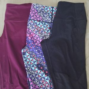 Bundle of Victoria's Secret Knockout Leggings